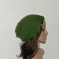 Everyday Slouch Hat  Color Kelly Green