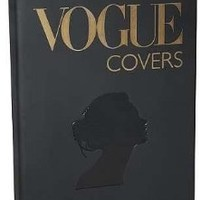 VOGUE COVERS in Italian Opalescent Finishfine leather special edition Graphic Image -