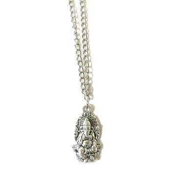 Ganesh Love Necklace