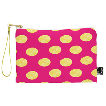 Allyson Johnson Lemony Pouch