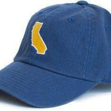 California Berkeley Gameday Hat in Navy by State Traditions