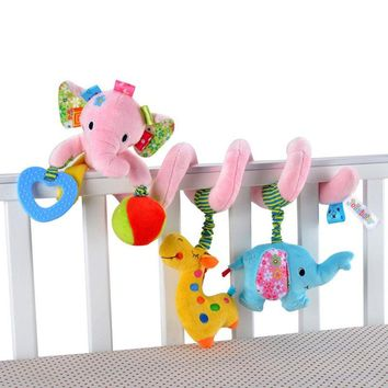 Animal Baby Bed Bumper