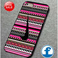 Nike Black on Wave Pattern Inca Design for iphone, ipod, samsung galaxy, HTC and Nexus Phone Case