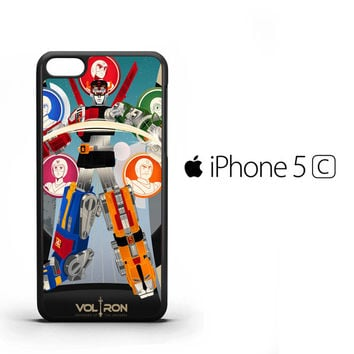 voltron commission Y2010 iPhone 5C Case