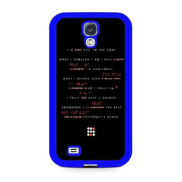 Twenty One Pilots Samsung Galaxy Case Available For Galaxy S4 Case Galaxy S5 Case Galaxy S6 Case Galaxy S6 Edge Case