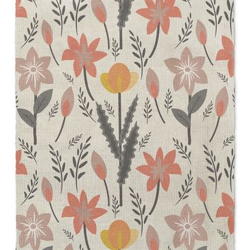 BUNNY LOVE TROIS Area Rug By Terri Ellis