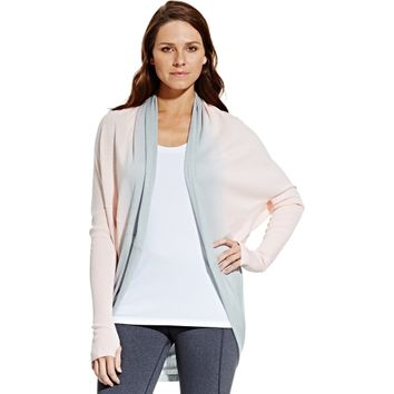 CALIA by Carrie Underwood Women's Effortless Dip Dye Cocoon Sweater | CALIA Studio