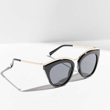 Le Specs Eye Slay Cat-Eye Sunglasses | Urban Outfitters