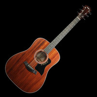 Taylor 320  Dreadnought Acoustic Guitar with Tropical Mahogany Top at Hello Music