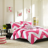 Walmart: Home Essence Apartment Leo Bedding Comforter Set, Pink