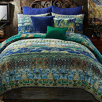 Poetic Wanderlust by Tracy Porter Brianna Quilt Collection -