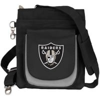 Oakland Raiders - Logo Hipster Purse