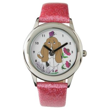 Basset Hound Watch