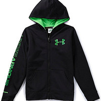 Under Armour 8-20 Fleece Storm Magzip Hoodie