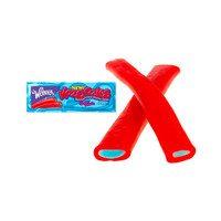 Wonka KazoOZles Candy Ropes - Cherry Punch: 24-Piece Box | CandyWarehouse.com Online Candy Store