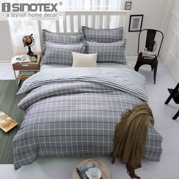 Polyester Bedding Sets Quilted Quilt Cover Bed Sheet Pillow Cover Brief Pillow Cases Decoration Home Bedroom 5 Sizes 3/4 PCS