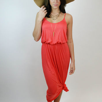 Sunset The Pace Maxi - Coral