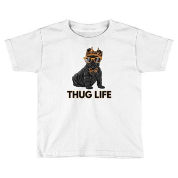 thug life Toddler T-shirt