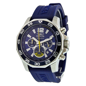 Invicta Signature II Nautical Mens Chronograph Quartz Watch 7431