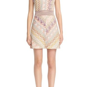 Missoni Metallic Knit Dress | Nordstrom