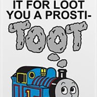 """Prosti-TOOT"" iPhone & iPod Cases by BiggStankDogg 