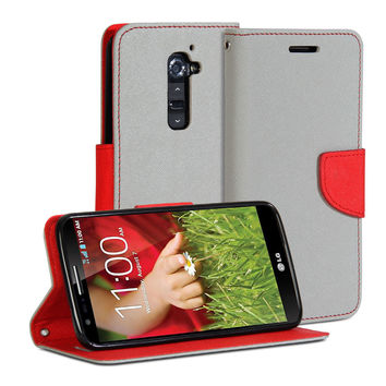 Wallet Case Classic for LG G2 - LG G2