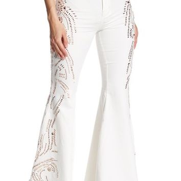 Free People | Embellished Flare | Nordstrom Rack
