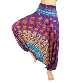 Mandala Indian Harem Pants