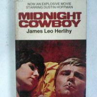 Midnight Cowboy Movie Tie-in Edition by James Leo Herlihy