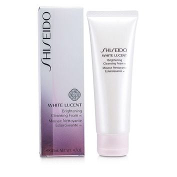White Lucent Brightening Cleansing Foam W By Shiseido