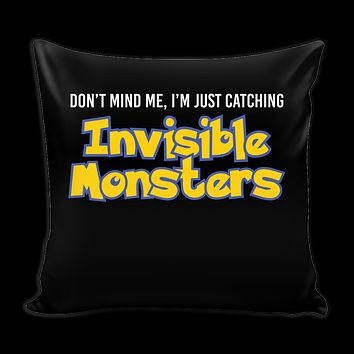 "POKEMON INVISIBLE MONSTERS Pillow Cover 16"" - TL00622PL"