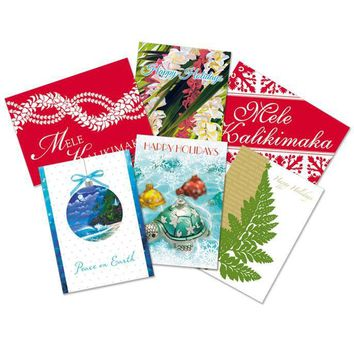 Christmas Cards, Assorted 24-pack