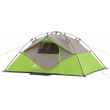 Ozark Trail 9' x 7' Instant Dome Camping Tent, Sleeps 4
