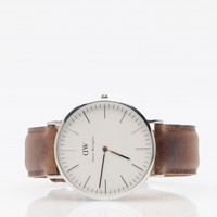 Daniel Wellington Classic St. Andrews in Silver