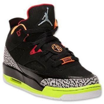 0edd3c3d0d04d0 Boys  Grade School Jordan Son of Mars Low Basketball Shoes