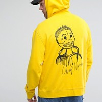 Cheap Monday Pullover Hoodie at asos.com