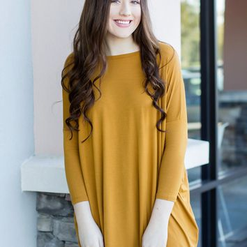 PIKO Tunic - Gold
