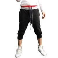 Doublju Mens Casual baggy Training pants