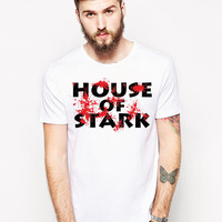 Game of Thrones Shirt- House of Stark - Lannister - Stark T-Shirt - Ned Stark - Jon Snow - GoT Clothing - Winter Is Coming - Winterfell