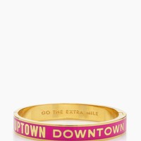 go the extra mile idiom hinge bangle