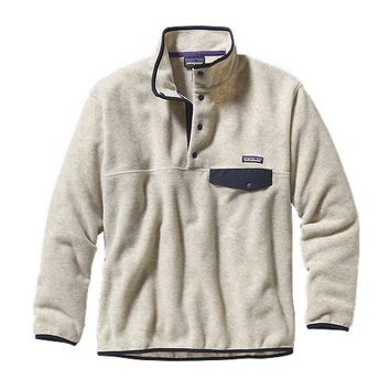 New Men's Fleece Jackets & Vests by Patagonia