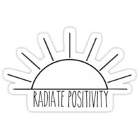 Radiate Positivity by Lauren Scott