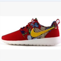 NIKE Women Men Running Sport Casual Shoes Sneakers Print