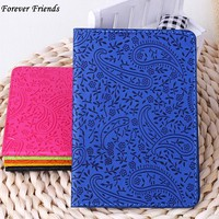 ForeverFriendsSouth Korea's passport lavender Passport Holder Cover PU Lear ID Card Fashion Travel Accessories passport Covers