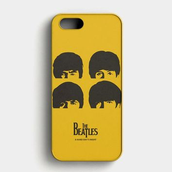 The Beatles iPhone SE Case