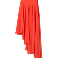 Red Aysmmetric Dress By Boutique - New In - Topshop