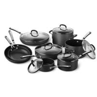 Simply Calphalon® Nonstick 14-Piece Cookware Set and Open Stock