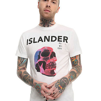 Islander Power Under Control T-Shirt