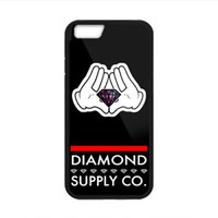 New Mickey Mouse Diamond Supply Co Case For iPhone 6 6s 7 8 Plus Samsung Cover +