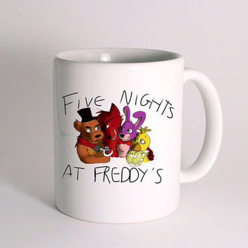 Five NIghts at Freddy's for Mug Design
